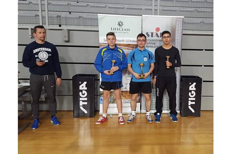 Uspjeh Mladosti na Juniorskom prvenstvu Hrvatske
