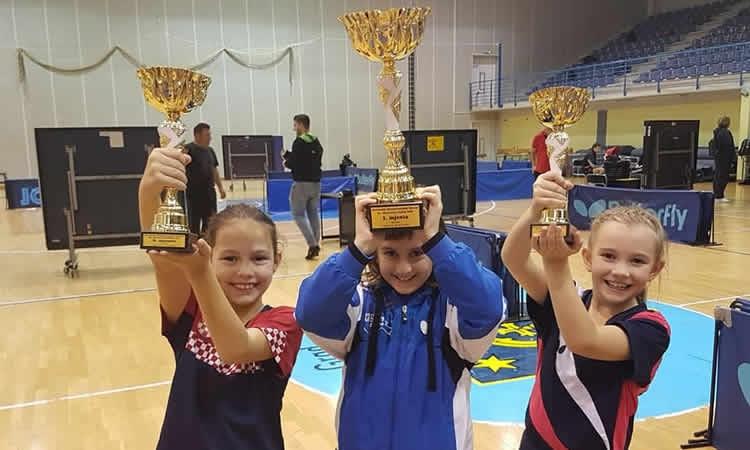 Veliki uspjeh najmlađih igračica na Turniru Saša Paar