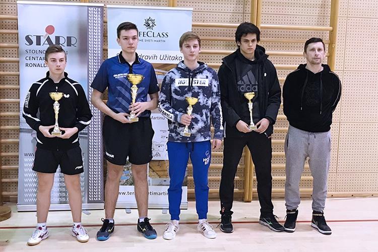 Uspjeh Mladosti na prvenstvu Hrvatske do 21. godine