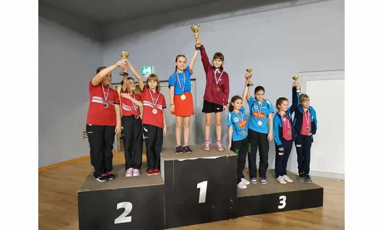 Izvrsni rezultati mladostaša na otvorenom, kadetskom i juniorskom prvenstvu Varaždina