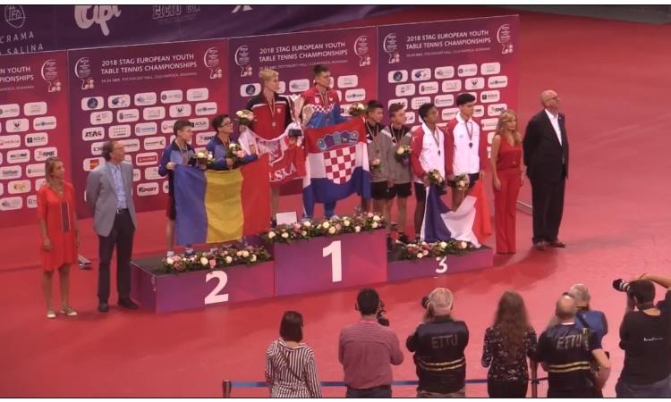 Mladost ima Evropskog prvaka među kadetima