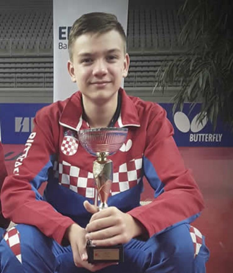 Bronca Ivora Bana na turniru ITTF-a  Croatia open