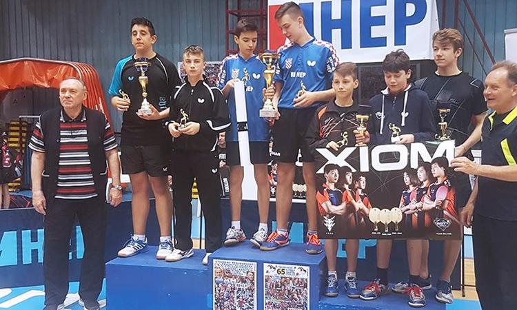 Na Zagipingu nastupilo 29 igrača Mladosti