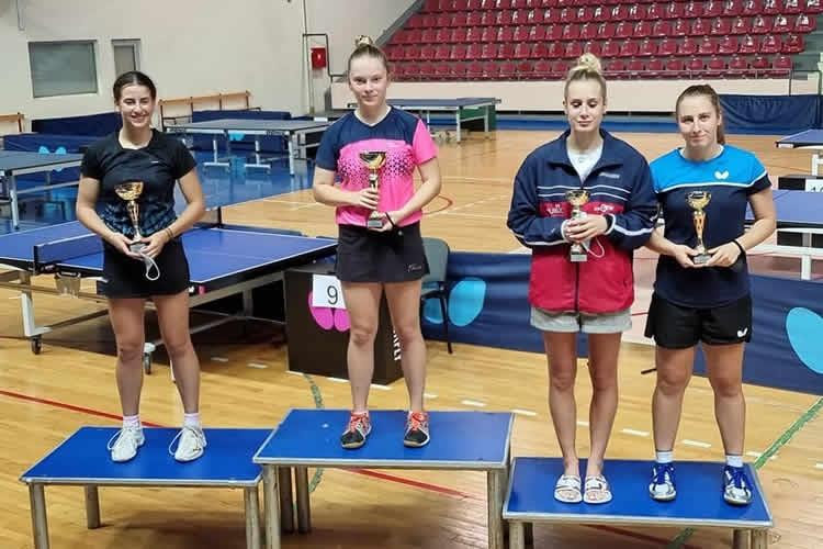 Sjajan uspjeh Mladostašica na Juniorskom prvenstvu Hrvatske